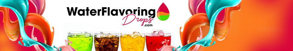water flavoring drops